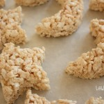 star and crescent rice crispy treats