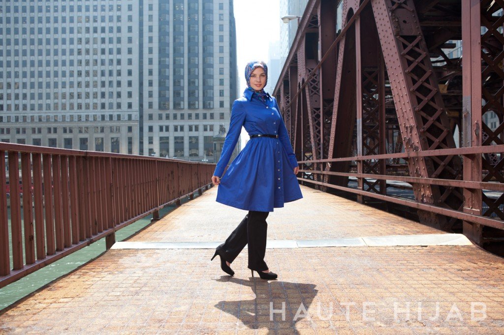 Haute Hijab 2011 Fall Launch Preview