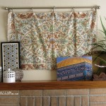 easy photo canvas - revamped mantel