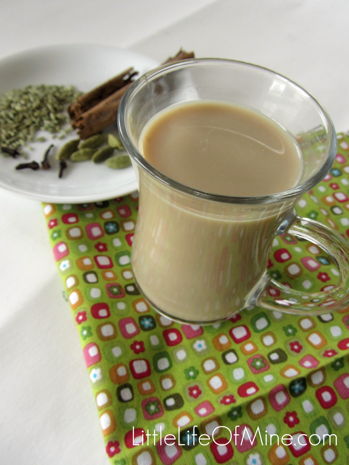 easy homemade chai
