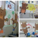 Goldilocks and the three bears craft