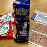 s'more kit supplies