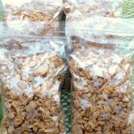 packaged homemade granola
