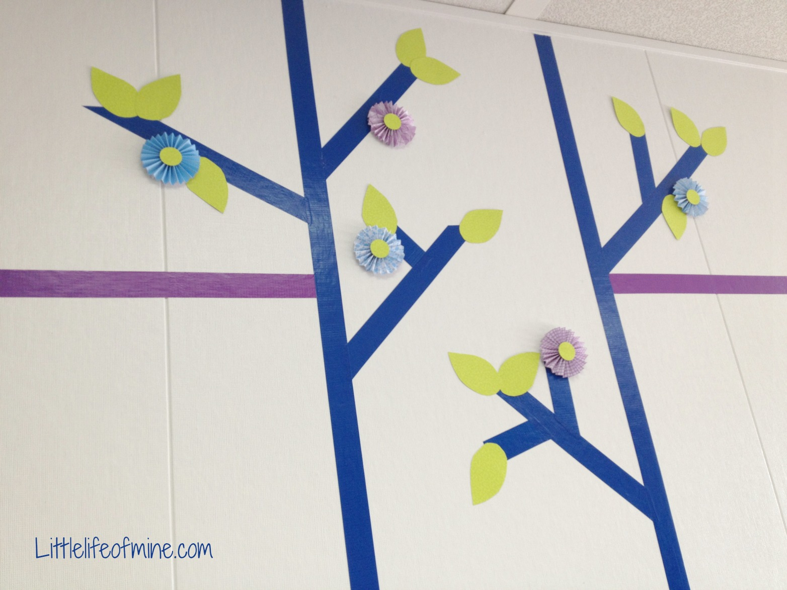 decorating with duct tape