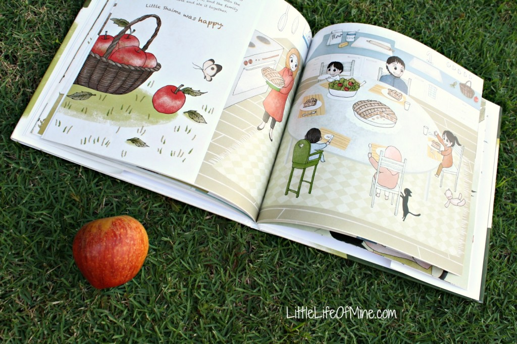the apple tree pages