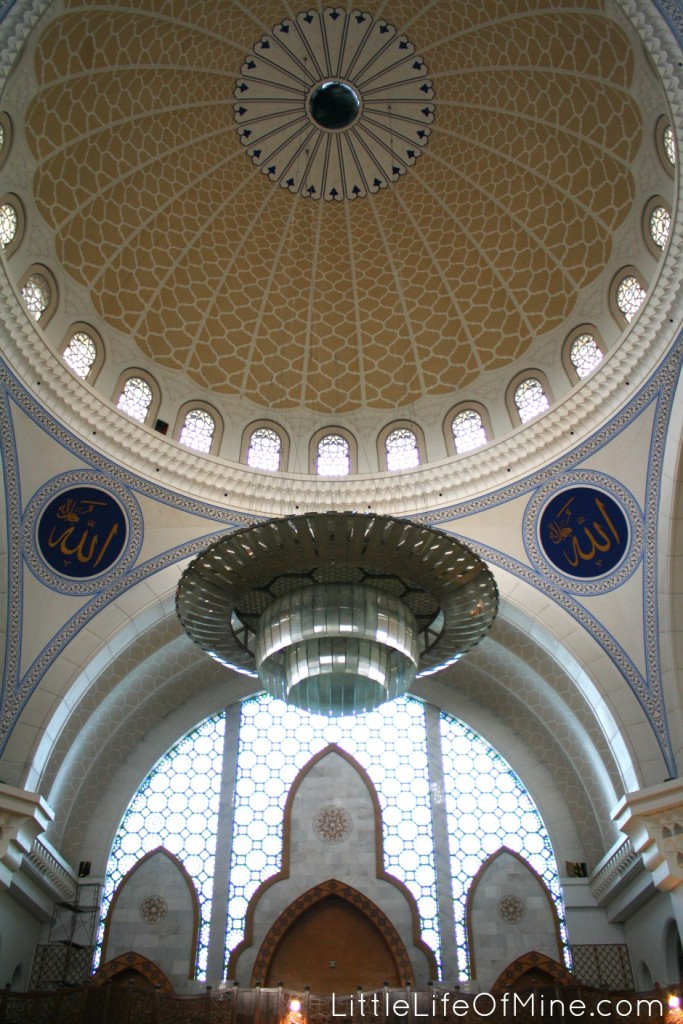 Masijd Wilayah Dome