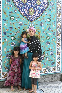 Amnah and Daughters