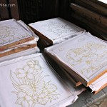 batik canvas choice