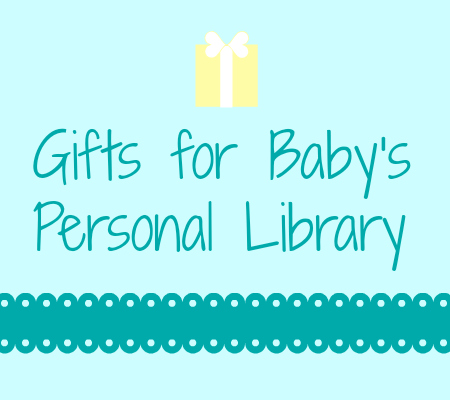 Gifts for baby's library slideshow