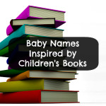 baby names inspired by children's books