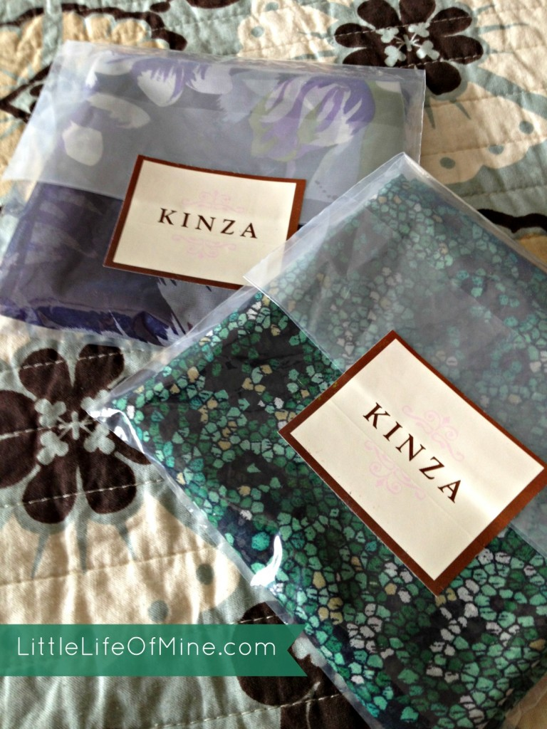 Review and Giveaway: Kinza Scarves