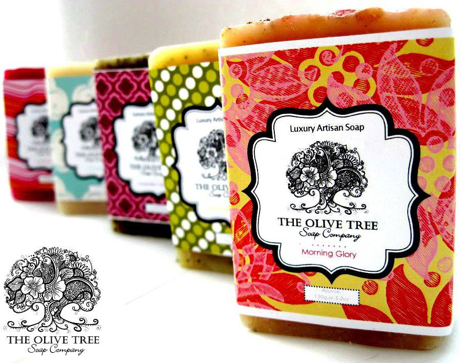 Giveaway: The Olive Tree Soap Company