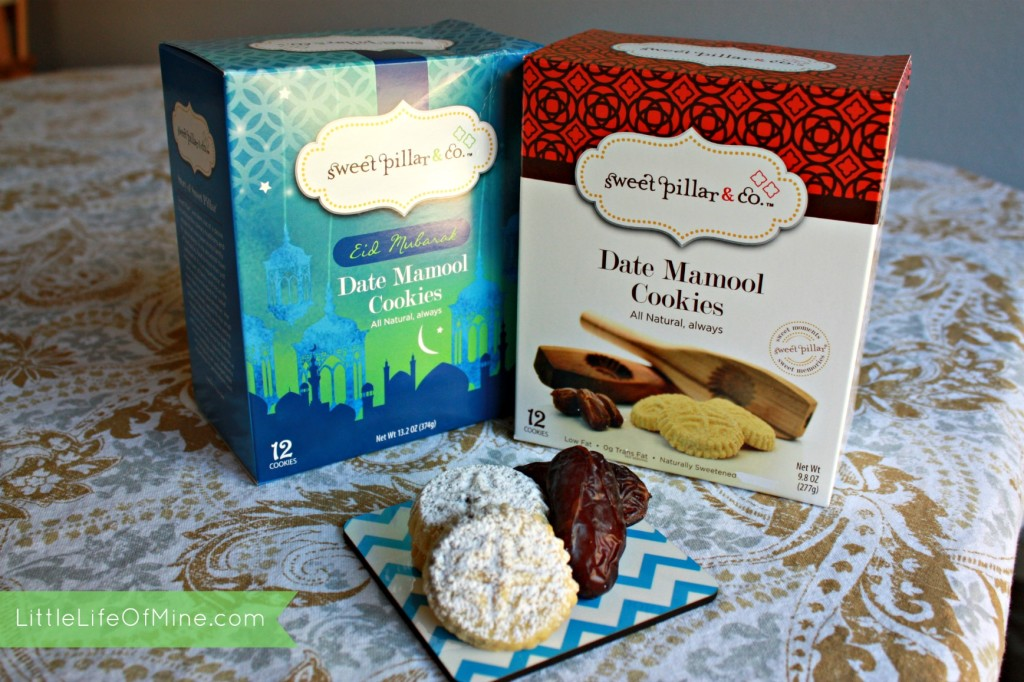 Sweet Pillar & Co. Mamool cookies