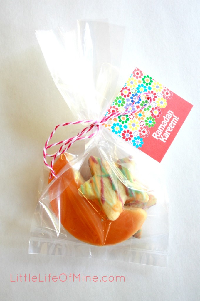 Zellij Cookie bag