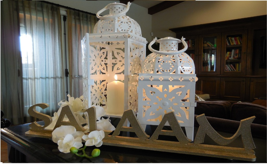 Ramadan and eid decoration company round up Islamic decorations for home