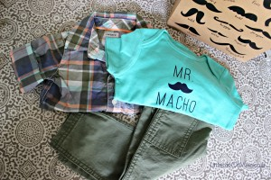 Baby Boy Mr Macho Carters Fall Style