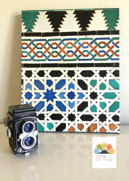 AlCazar travel canvas