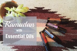Essential oils for Ramadan