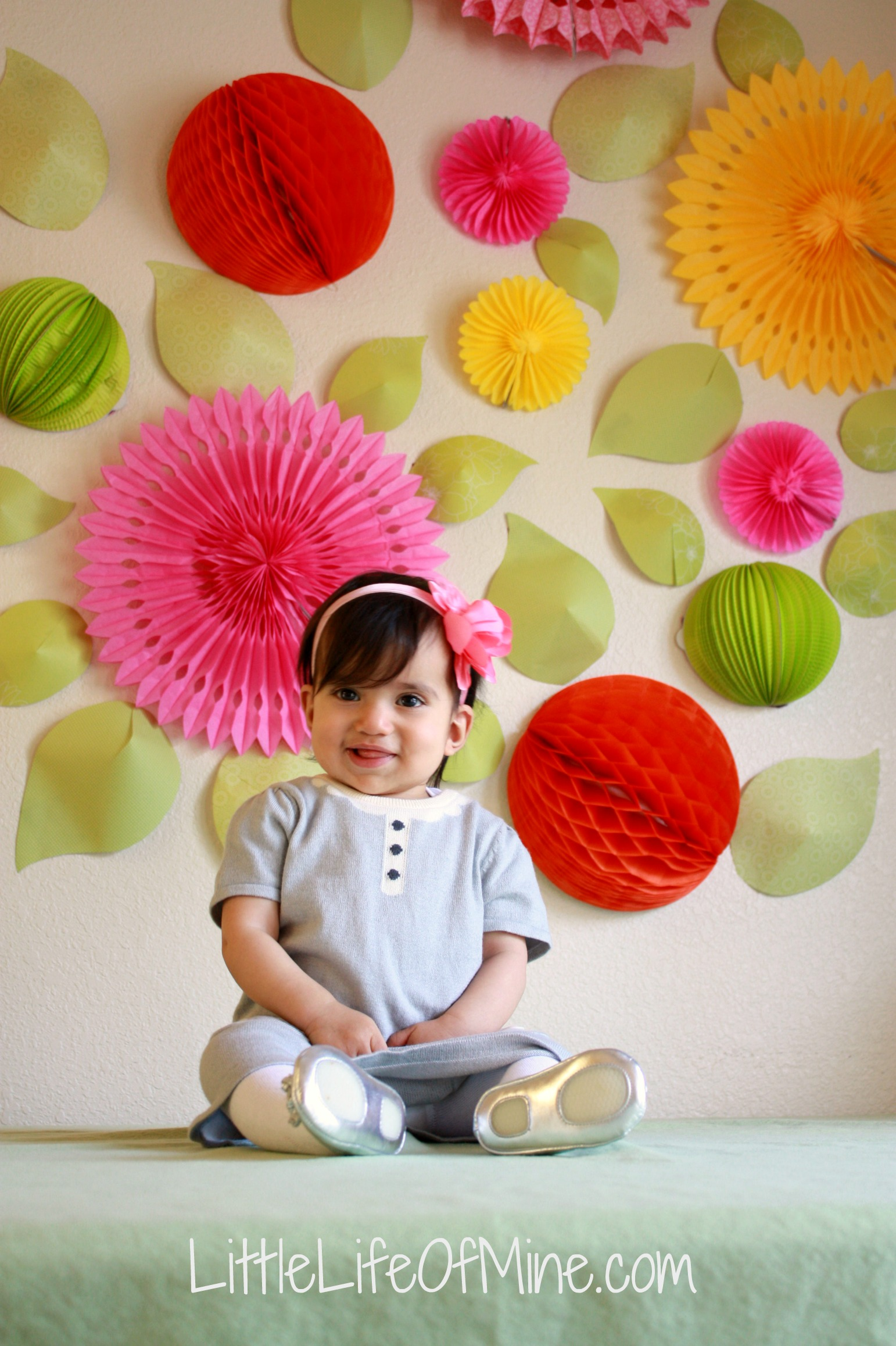 Simple Birthday Party Decoration Ideas For 1 Year Old Flisol Home